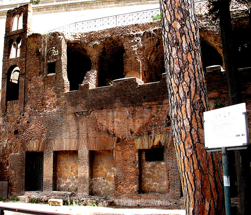 Roman Empire Apartment   Courtesy Tomsaint11   CC BY